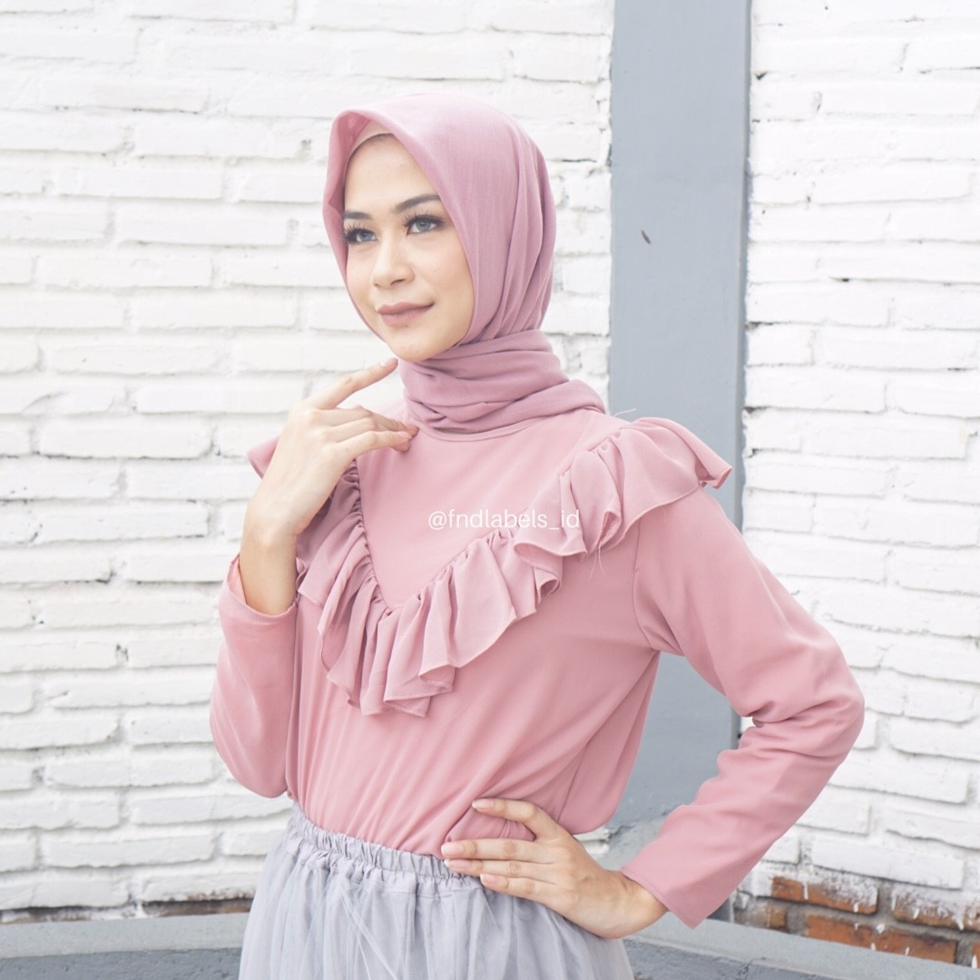 EMA TOP DUSTY PINK