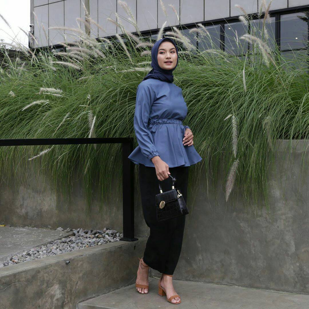 Fay Top Blue by Fndlabels