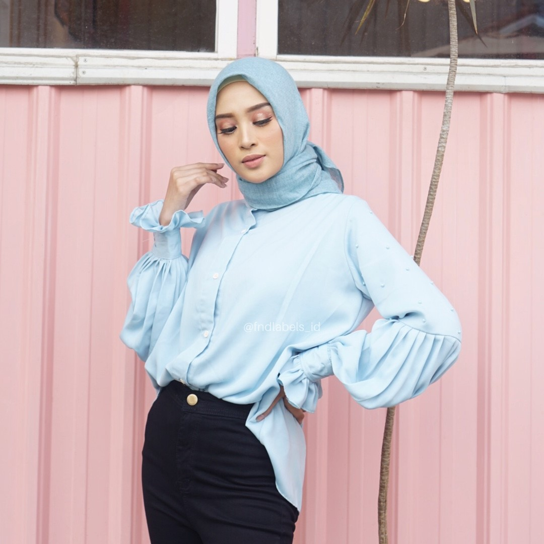 MITZY TOP BABY BLUE