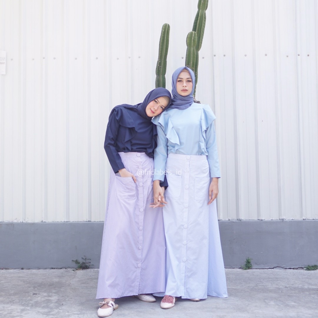 OLLA TOP BABY BLUE