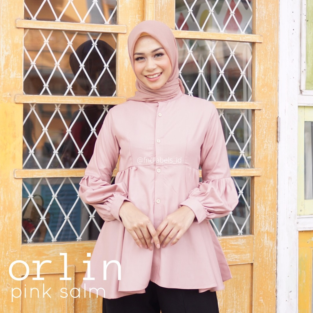 ORLIN TOP PINK SALEM