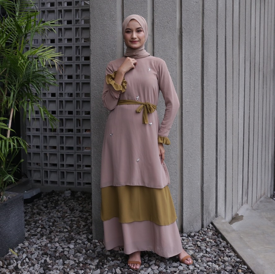 Rasyi Bumblebee Dress