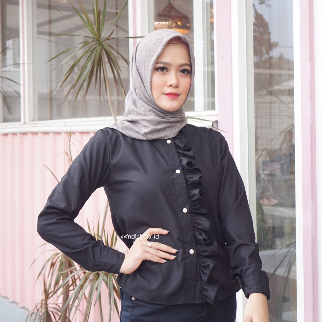 SOPHIE TOP BLACK
