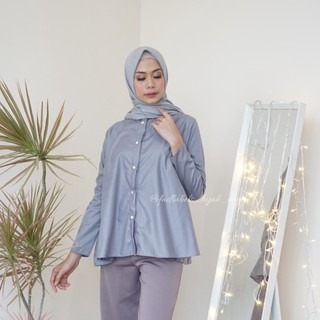 TIARA TOP GREY
