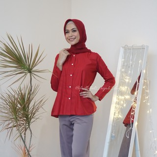 TIARA TOP RED